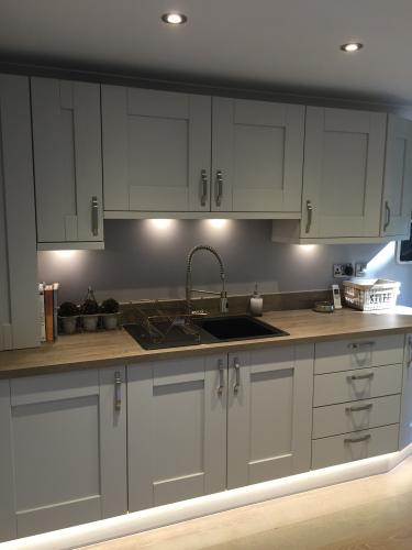 Utility room supply & installation - Newborough